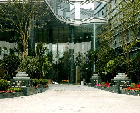 成都洲际酒店